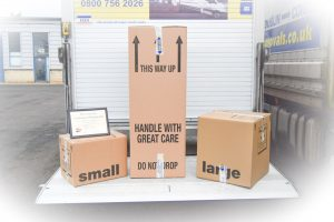 We use only the best materials for our packaging services